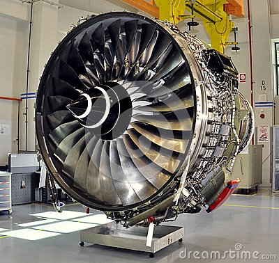 How to built a 747 Jumbo Jet Engine